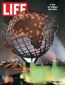 New York World's Fair, May 1, 1964 by George Silk