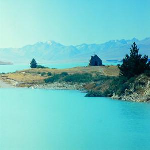New Zealand Landscape by George Silk