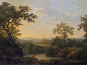 Classical Landscape by George Smith