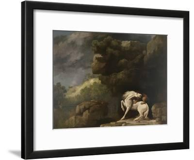 A Lion Attacking a Horse, 1770