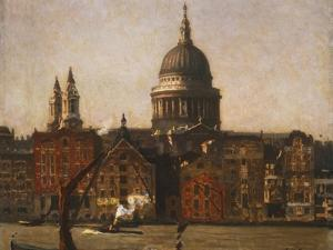 St Paul's by George Thomson