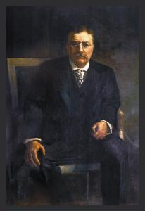 Teddy Roosevelt by George Torre