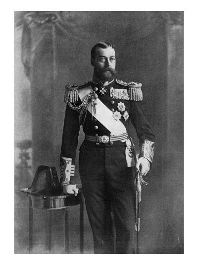 George V--Giclee Print