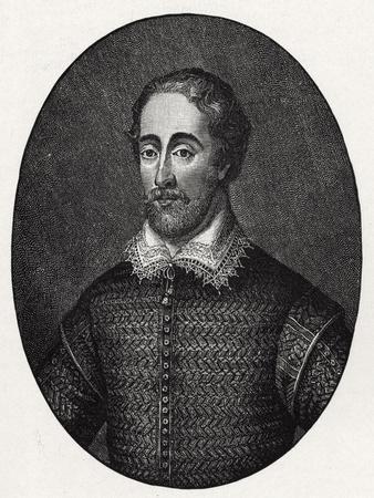Edmund Spenser - portrait