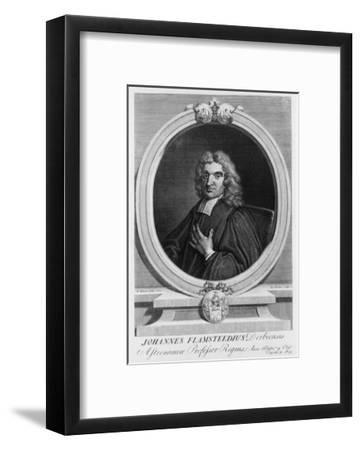 John Flamsteed, Astronomer, 1712