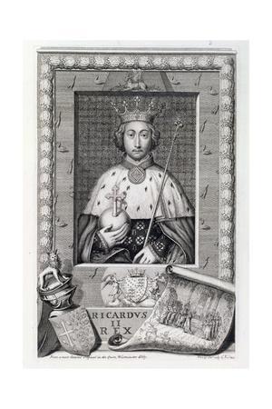 Richard II, King of England, (18th century)