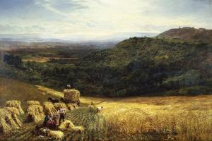 Harvest Time I by George Vicat Cole