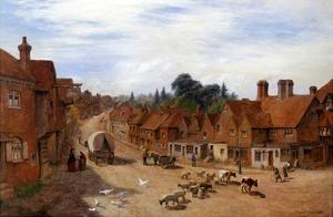 Haslemere, Surrey, England by George Vicat Cole
