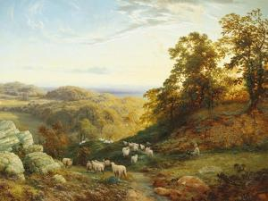 The Sheperd's Rest by George Vicat Cole