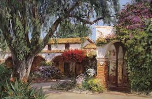 Capistrano Sunlight by George W^ Bates