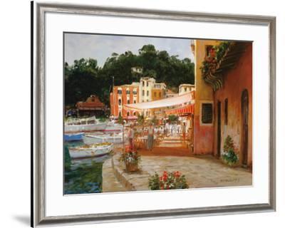 Morning Stroll in Portofino
