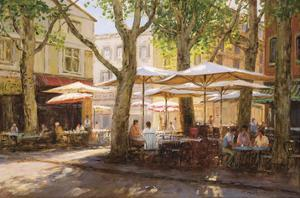 Summer in Provence by George W^ Bates