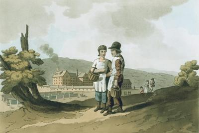 The Factory Children, 1814