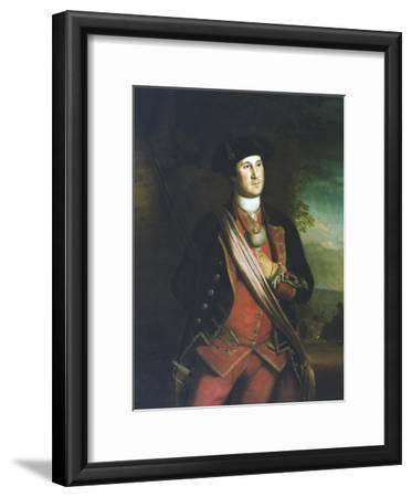 George Washington (1732-179), First President of the Usa