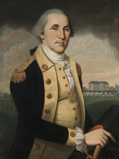George Washington, 1790-93-Charles Peale Polk-Giclee Print