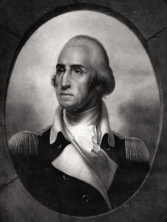 graphic regarding Printable Pictures of George Washington identified as George Washington, 19th Century Giclee Print through Rembrandt Peale
