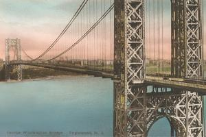 George Washington Bridge, Englewood