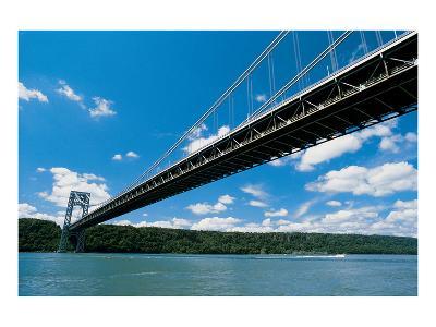 George Washington Bridge--Art Print