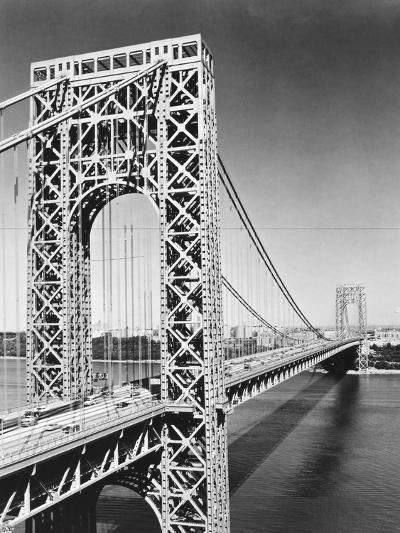 George Washington Bridge--Giclee Print