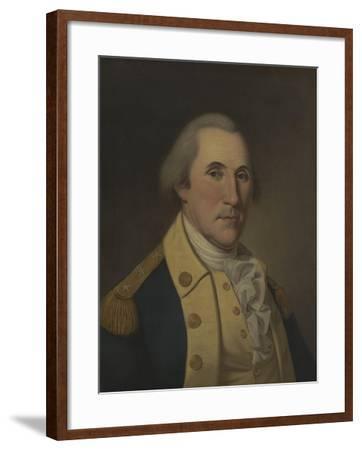 George Washington, c.1788-Charles Willson Peale-Framed Giclee Print