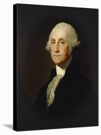 George Washington, c.1803-5-Gilbert Stuart-Stretched Canvas Print