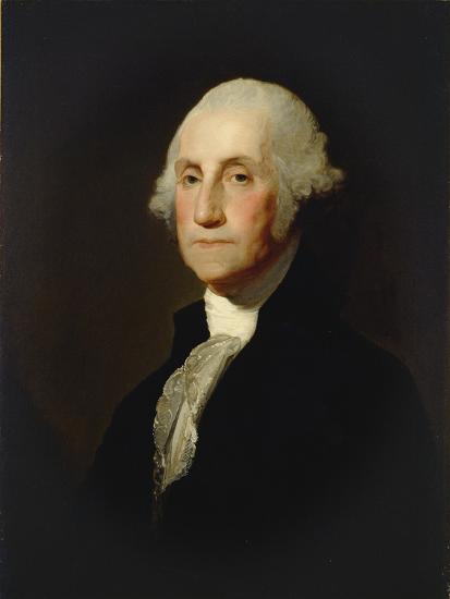 George Washington, c.1803-5-Gilbert Stuart-Giclee Print