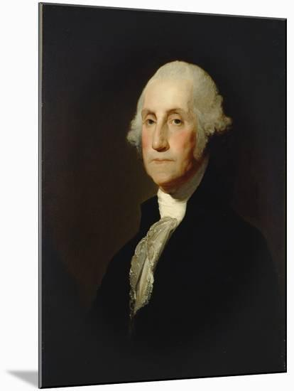 George Washington, c.1803-5-Gilbert Stuart-Mounted Giclee Print