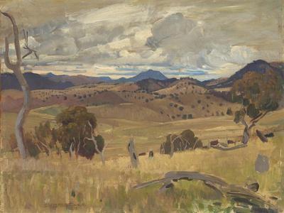 Michelago Landscape, 1923