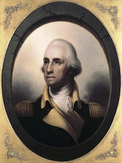George Washington-James Peale-Giclee Print