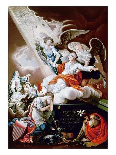 George Washington-John James Barralet-Giclee Print