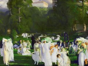 A Day in June, 1913 by George Wesley Bellows