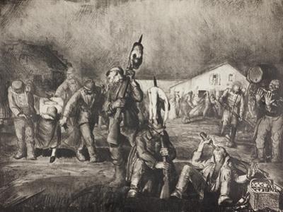 Bacchanal, 1918
