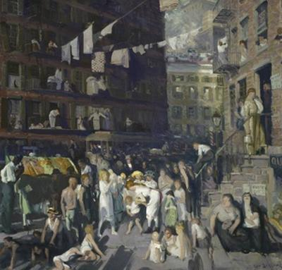 Cliff Dwellers, 1913