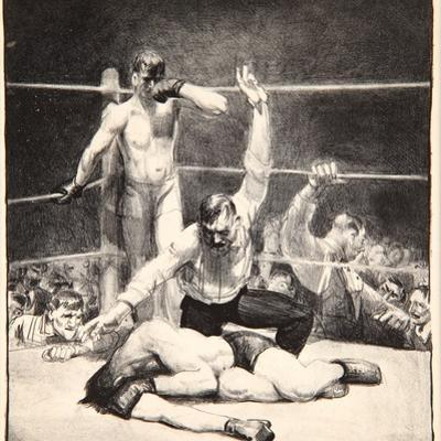 Counted Out, 1921