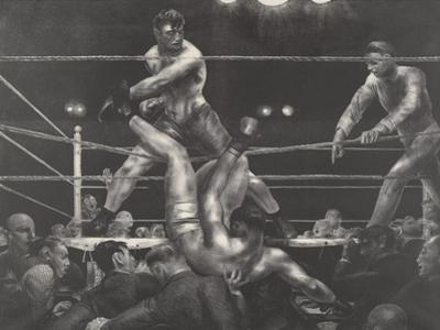 Dempsey and Firpo, 1924