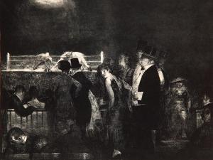 Preliminaries, 1916 by George Wesley Bellows
