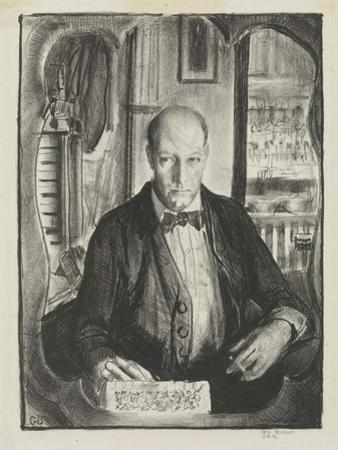 Self-Portrait, 1921