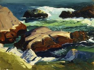 Sun Glow, 1913 by George Wesley Bellows