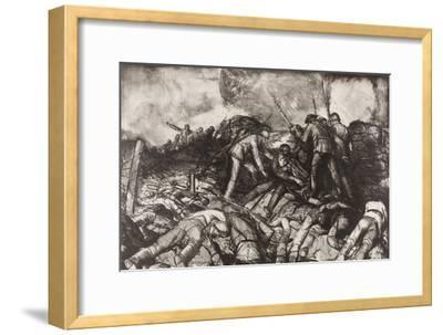 The Charge, 1918
