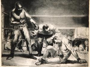 The White Hope, 1921 by George Wesley Bellows