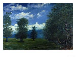Tlalpan by George Wesley Bellows
