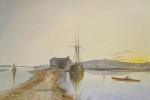 Turf on the Exe by George Whitaker