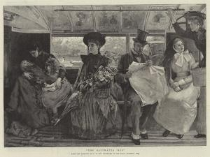 The Bayswater Bus by George William Joy