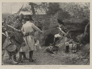 The King's Drum Shall Never Be Beaten for Rebels by George William Joy
