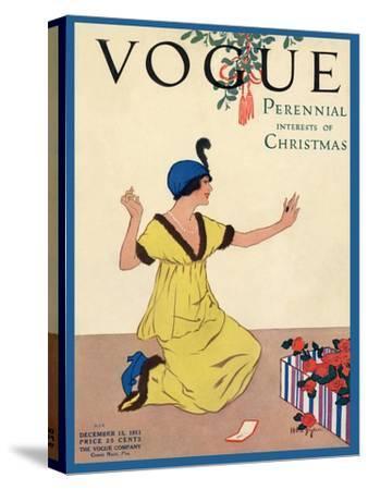 Vogue Cover - December 1911