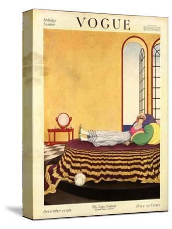 Vogue Cover - December 1918