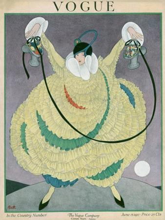 Vogue Cover - June 1917