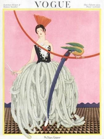 Vogue Cover - May 1922