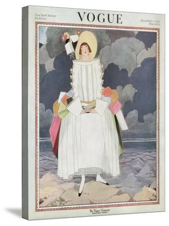 Vogue Cover - November 1922