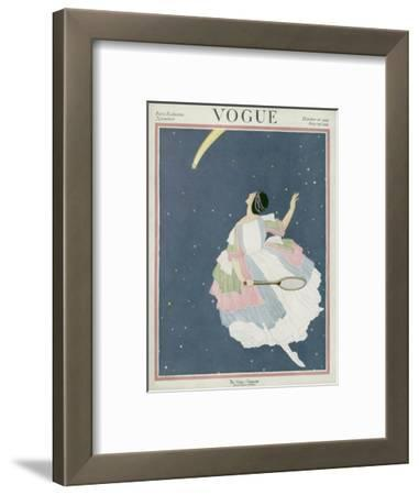 Vogue Cover - October 1921